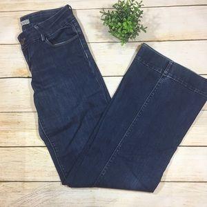 J Brand Monroe Flare Jeans